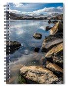 Llynnau Mymbyr Spiral Notebook