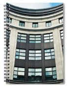 London Architecture Spiral Notebook