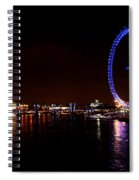 River Thames - London Spiral Notebook