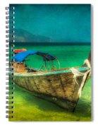 Longboat Thailand Spiral Notebook
