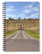 Longleat House  Wiltshire Spiral Notebook