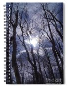 Looking Up Spiral Notebook