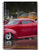 Low Rider Spiral Notebook