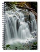 Lower Lewis Falls 2 Spiral Notebook