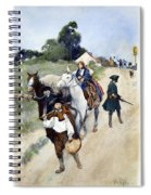 Loyalists To Canada Spiral Notebook
