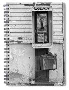 Lucky Spiral Notebook