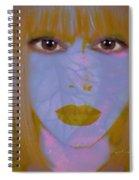 Lyne Spiral Notebook