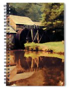 Mabrys Mill Spiral Notebook