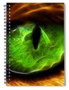 Macro  Spiral Notebook