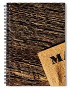 Made In Usa Spiral Notebook
