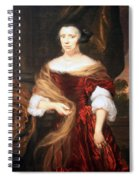 Mae's Portrait Of A Lady Spiral Notebook