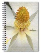 Magnolia Blossom Spiral Notebook