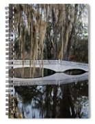 Magnolia Plantation Spiral Notebook