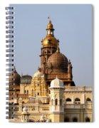 Maharaja's Palace India Mysore Spiral Notebook