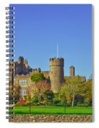 Malahide Castle  Spiral Notebook