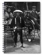 Margaret Woodbury Strong (1897-1969) Spiral Notebook