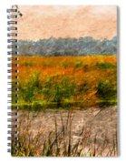 Marsh Land Spiral Notebook