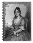 Martha Jefferson Randolph (1772-1836) Spiral Notebook