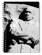 Martin Luther King Memorial Spiral Notebook