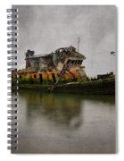 Mary D Hume Spiral Notebook