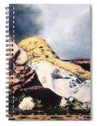 Mata Hari (1876-1917) Spiral Notebook