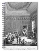 Maximilien Robespierre (1758-1794) Spiral Notebook