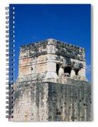 Mayan Ruins Spiral Notebook