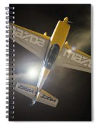 Mazda Zoom Zoom Spiral Notebook