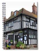 Mermaid Inn Rye Spiral Notebook
