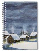 Merry Christmas 1  Spiral Notebook