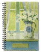 Midsummer Roses Spiral Notebook