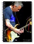 Mike Mccready Spiral Notebook
