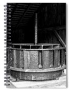 Mill Wheel Spiral Notebook