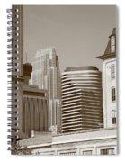 Minneapolis Spiral Notebook