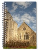 Minster Abbey Spiral Notebook