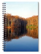 Mirror Lake Panoramic Spiral Notebook