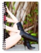 Mistress Spiral Notebook
