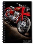 Mm 250 Ss Super Sport Spiral Notebook