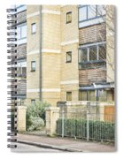 Modern Apartments Spiral Notebook