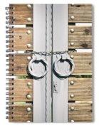 Modern Gate Spiral Notebook