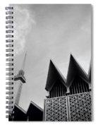Modern Islam Spiral Notebook