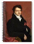 Monsieur De Norvins Spiral Notebook