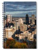 Mont Royal Spiral Notebook