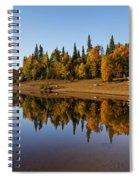 Mont-tremblant National Park Spiral Notebook