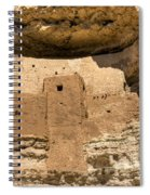 Montezumas Castle 16 Spiral Notebook