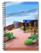 Morning Cup O Joe Spiral Notebook