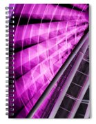 Motion Picture Spiral Notebook