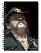 Motorhead Spiral Notebook