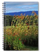 Moultons Field Spiral Notebook