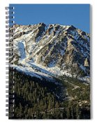 Mount Tom Spiral Notebook